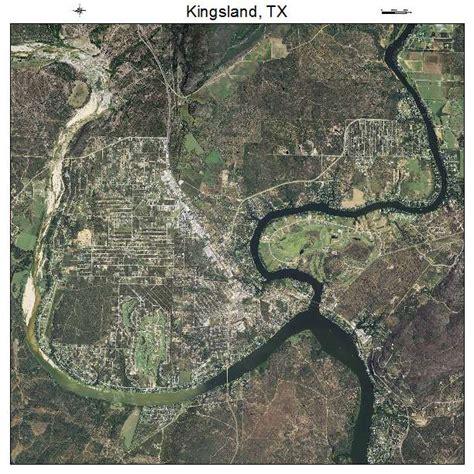 kingsland texas map aerial photography map of kingsland tx texas
