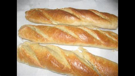 como hacer pan casero en casa como hacer pan franc 233 s baguette youtube