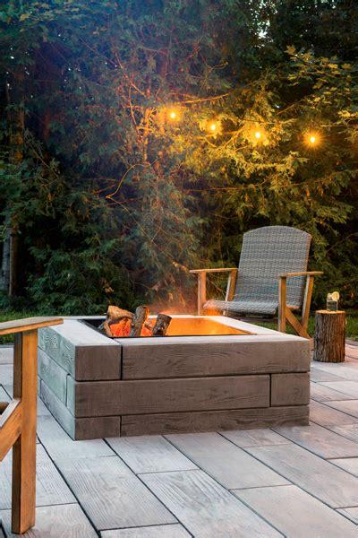 borealis garden  retaining walls techo bloc