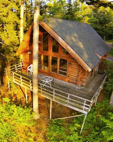 Donley Cabin National Forest by Big Pines Getaway Log Cabin In Northern Vrbo