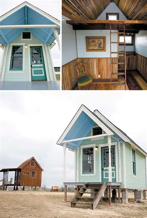 salvage 10 eclectic tiny homes built with 99 scrap