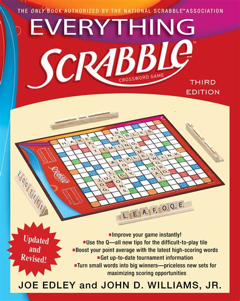 joe scrabble word everything scrabble book by joe edley williams