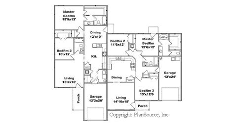 Unique Duplex Plans by Stunning 18 Images Unique Duplex Plans Building Plans