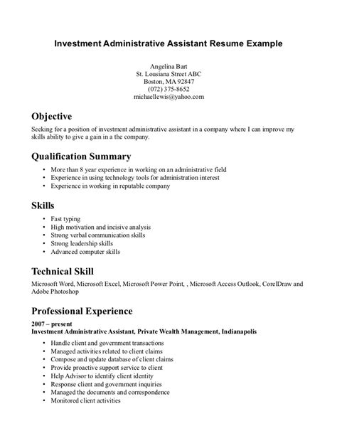 strong resume objective sles strong objective statement for executive resume resume format