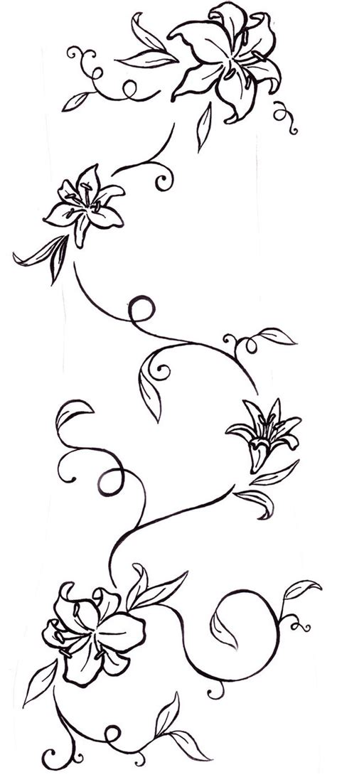 flower and vines tattoo designs vine tattoos designs ideas and meaning tattoos for you