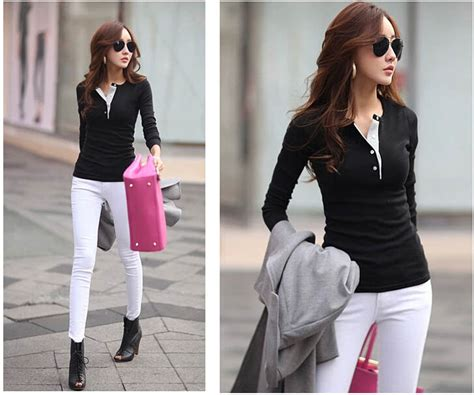 Nk11725 Model Baju Korea Detroid 88 Shirt Kode Mp11725 1 baju kaos wanita model terbaru 2015 myrosefashion