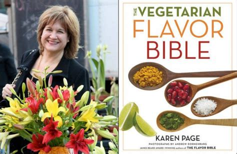 Pdf Vegetarian Flavor Bible Creativity Vegetables by The Vegetarian Flavor Bible Cited As A Quot New Landmark