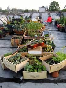 Urban Garden - 10 ideas for urban gardens
