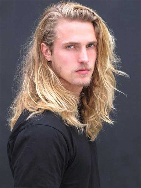 thin blonde hairstyles for men 10 pics of long hairstyles for men mens hairstyles 2018