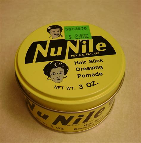 Pomade Nu Nil the roosters den murray s nu nile review