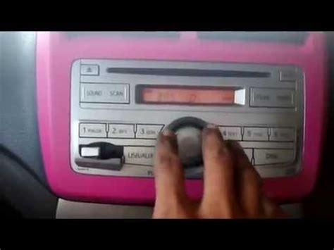 format video pada tape mobil menambahkan speaker belakang pada tape mobil toyota agya