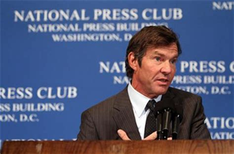 Dennis Quaid Says Hospital Misled Him by Dennis Quaid Advocate Of Health Care Safety Life360