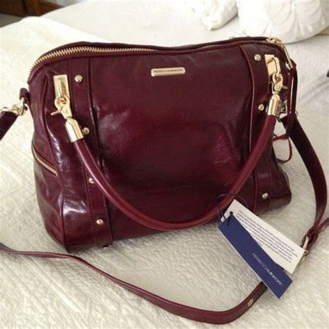 ebay fashion rebecca minkoff cupid purse satchel burgundy 375 ebay