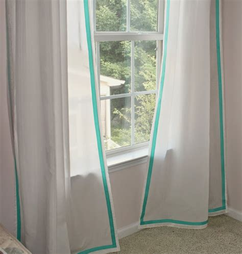Vivan Curtain Inspiration Carolina On My Mind Big Bedroom Ribbon Curtain Panels Pbteen Knock