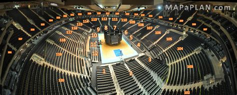 Echo Arena Floor Plan by Madison Square Garden Seating Chart Interactive 3d