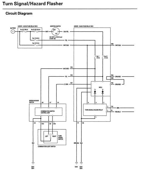 2003 honda accord turn signal wiring diagram 44 wiring