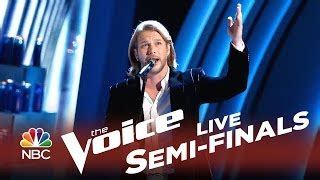 the voice boyd rugged cross the voice 2014 semifinals craig wayne boyd the