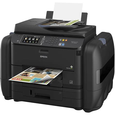 Printer Epson All In One Infus epson workforce pro wf r4640 ecotank all in one c11ce69201 b h