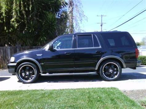 blackonblack  ford expedition specs  modification info  cardomain