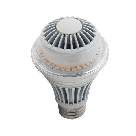Hannochs Lu Led 7 W Watt 2 ecosmart 75w equivalent daylight 5 000k a19 led light bulb ecs a19 75we cw 120 the home depot