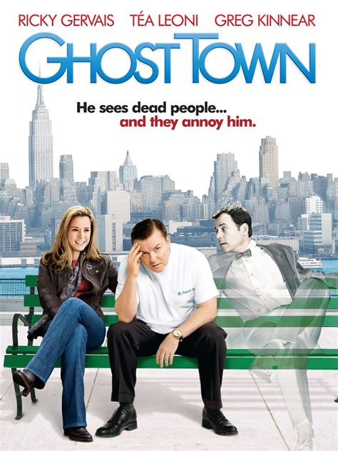film ghost town 2009 ghost town 2008 rotten tomatoes