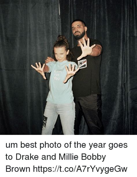 the year of drake as told by the memes gifs and videos 25 best memes about millie bobby brown millie bobby