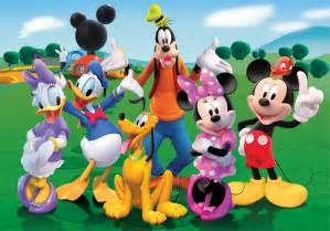 mickey mouse club house cartoon wallpaper wallpaper with 1920x1342