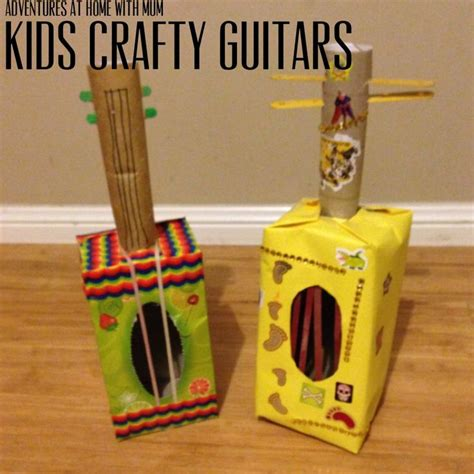 guitar crafts for 66 best guitar images on musical instruments