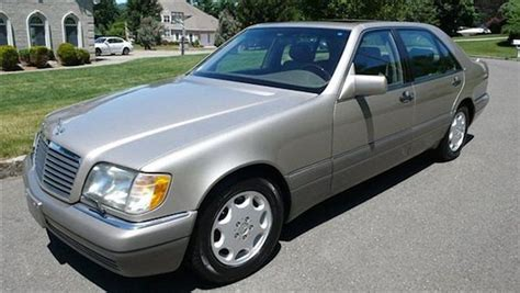 how do i learn about cars 1995 mercedes benz s class electronic throttle control for 12 900 could this 1995 mercedes benz s600 prove that less is actually more