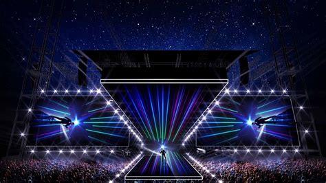 milan prove generali per il nuovo stadio richiesta tiziano ferro rivela a sopresa ai fan il palco nuovo