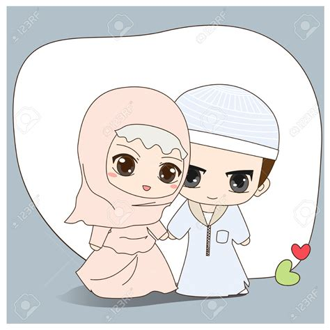 Animasi Wedding Muslim by Muslim Wedding Clipart 101 Clip