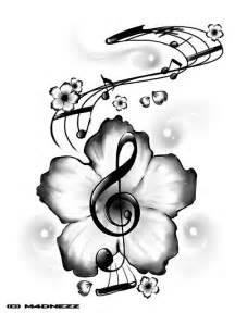 treble clef tattoo tattoos pinterest