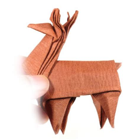 origami reindeer how to make an origami reindeer page 44