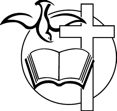 free seven sacraments coloring pages