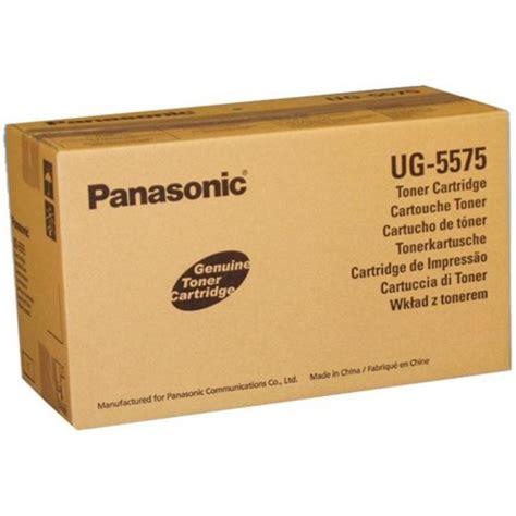 Toner Panasonic panasonic toner cartridge ug 5575