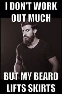 Beard Meme - essentials for a well groomed beard the essential