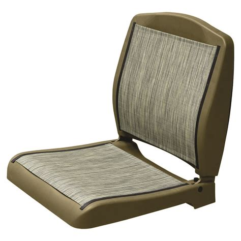 folding molded boat seat 5433 1743 molded fishing seats cool ride fold down