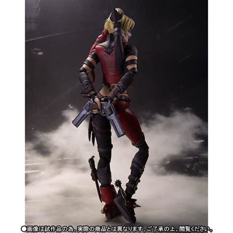 We107 Shf Harley Quinn Injustice Ver p bandai s h figuarts harley quinn injustice ver may 2015 release amazing figure no 7 big