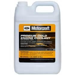 Ford Coolant Autoparts2020 Motorcraft Premium Gold Engine Coolant