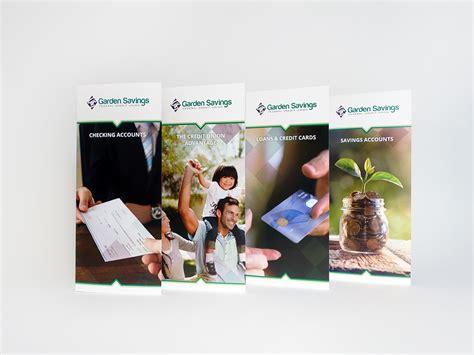 Garden Savings Fcu by Garden Savings Federal Credit Union Brochures R J