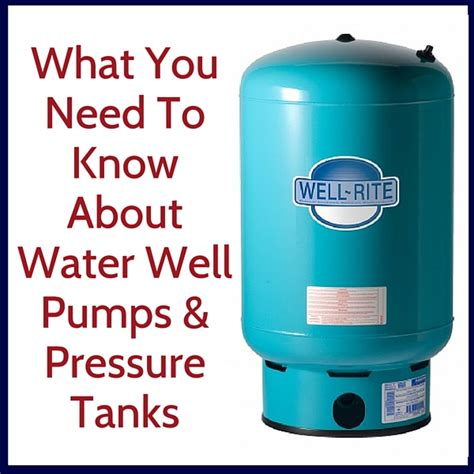 well water pressure tank how does a well and pressure tank work skillings sons inc
