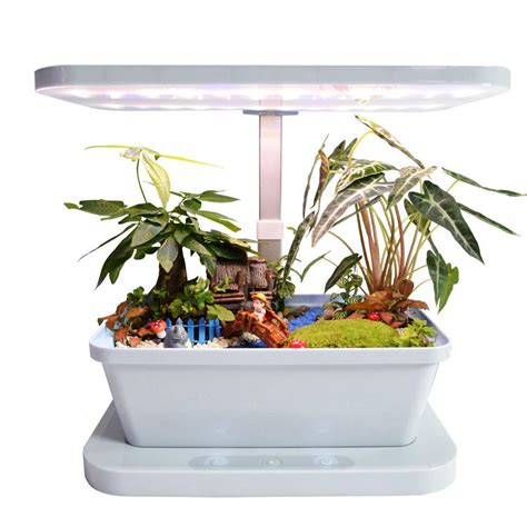 indoor gardening kit smart hydroponics plant growing