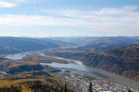 The Yukon yukon river the classic carmacks to dawson city ruby
