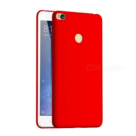 Casing Cover Hp Anticrack Xiaomi Mi Max 2 6 44 Anticrack Soft naxtop pc protective back for xiaomi mi max 2 free shipping dealextreme