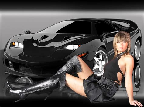 wallpaper girl with car amazing girls cars wallpapers mobile wallpapers