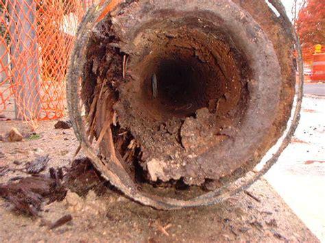 michigan  history  sanitary sewers