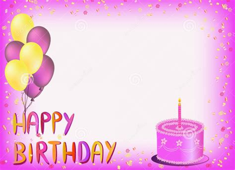 Happy Birthday Card Template by 73 Birthday Card Templates Psd Ai Eps Free