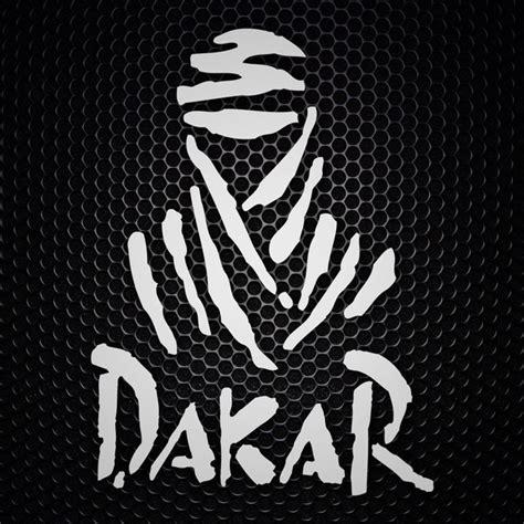 Aufkleber F R Auto Logo by Logo Der Rallye Dakar Webwandtattoo