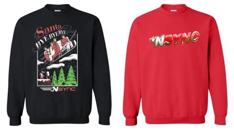 celebrate christmas nostalgia  nsync holiday merchandise simplemost rapidcityjournalcom