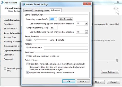 yahoo email outgoing server settings yahoo mail smtp and imap or pop3 server client software